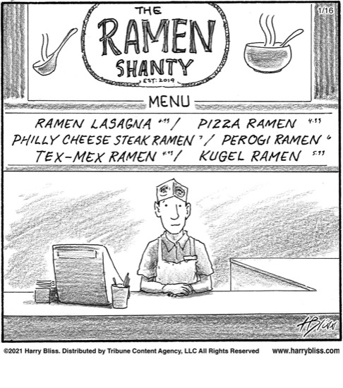 The Ramen Shanty...