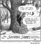 The Squirrel stories...