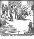 Harry hasn't done well since...