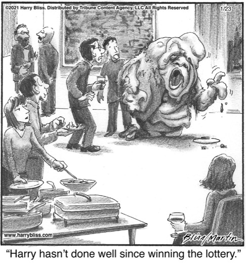 Harry hasn't done well since