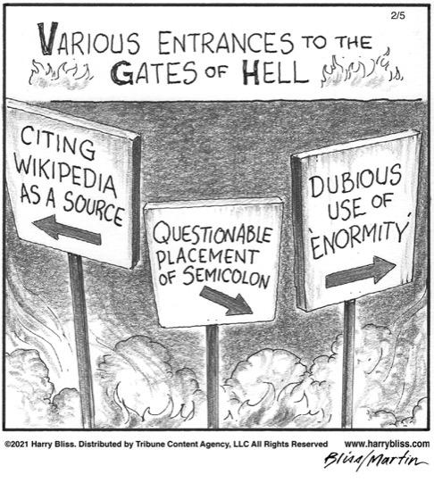 Various Entrances…