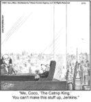 Me, Coco, 'The Catnip King…...