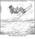 Siri, find an ICU…...