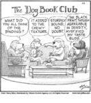 The dog book club…...