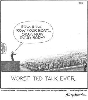 Worst Ted talk…