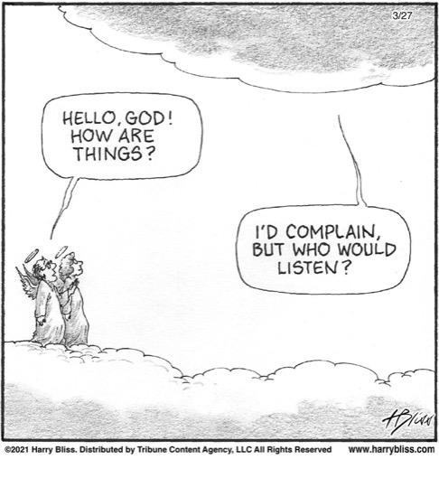 Hello God!…