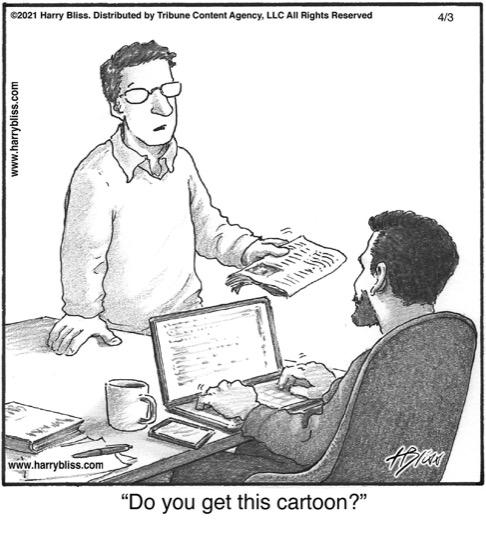 Do you get this cartoon?…