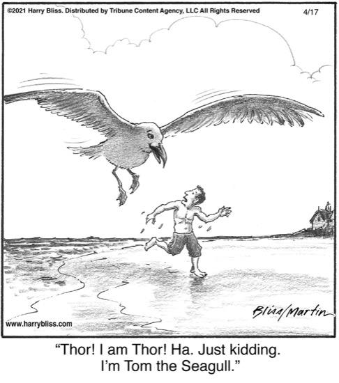 Thor! I am Thor!..