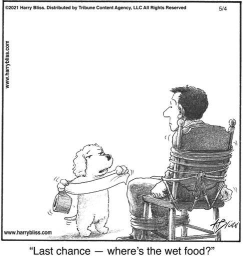 Last chance — where's…