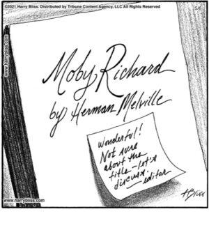 Moby Richard…