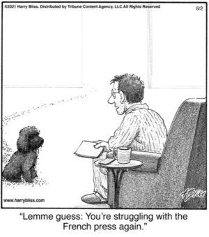 Lemme guess: You're struggling…