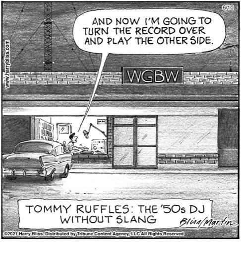 Tommy Ruffles…
