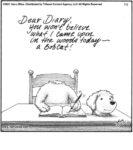 Dear diary, you won't believe…...