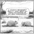 A graphic designer? really?.....