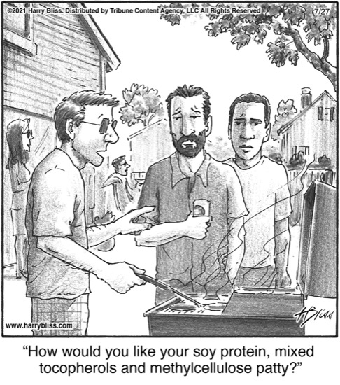 How would you like your soy protein…
