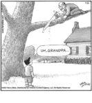 Uh, Grandpa…...