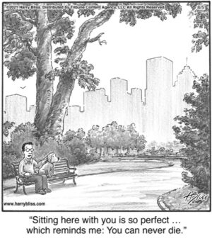 Sitting here with you is so perfect…