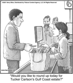Would you like to round up today…