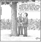 Dan's tree hugging…...