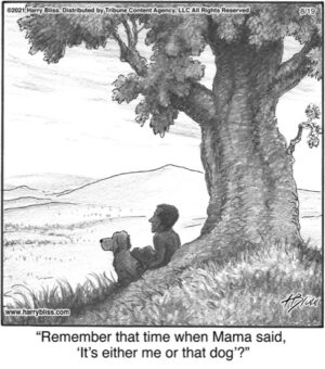 Remember that time when Mama said…