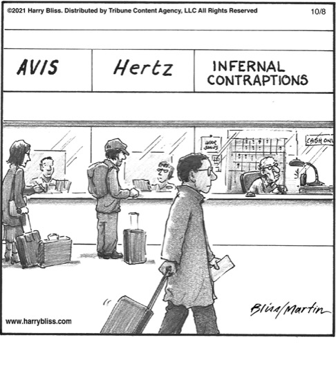 Infernal contraptions…